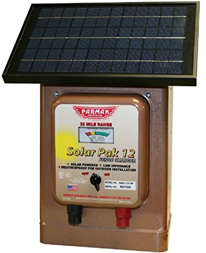 Parmak Magnum Solar-Pak 12 Low Impedance 12 Volt Batter...
