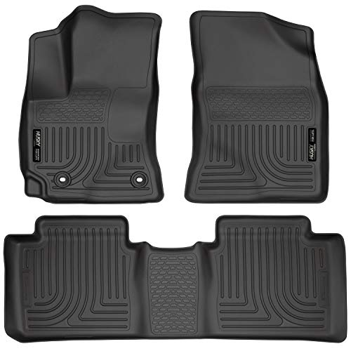 Husky Liners - 99531 Front & 2nd Seat Floor Liners Fits...