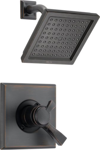 Delta Faucet Dryden 17 Series Dual-Function Shower Trim...