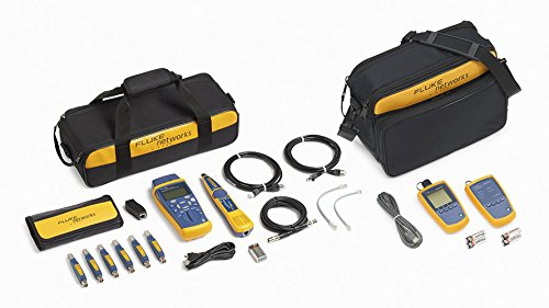 Fluke Networks CIQ-FTKSFP Copper and Fiber Cable Networ...