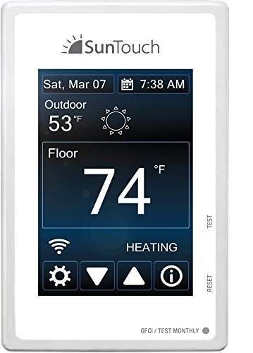 SunTouch Connect WiFi enabled Touchscreen Programmable ...