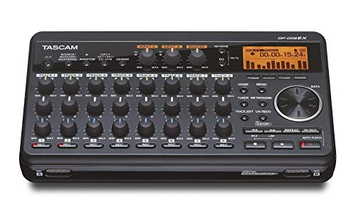 Tascam DP-008EX 8-Track Digital Pocketstudio Multi-Trac...