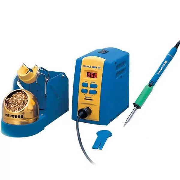 AMERICAN HAKKO PRODUCTS INC Hakko Soldering Station, FX...