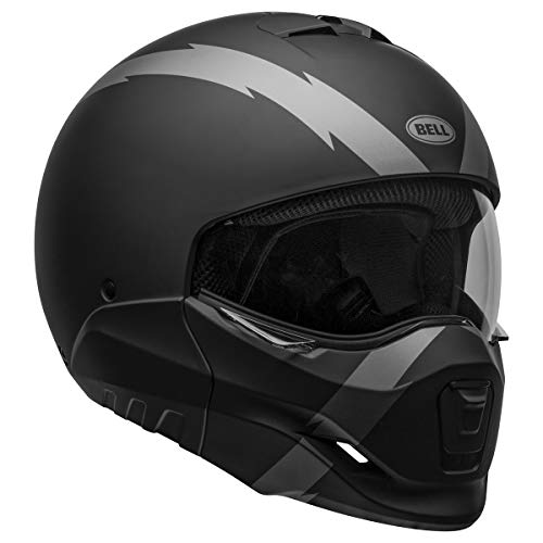 Bell  Broozer Helmet (Arc Matte Black/Gray - X-Large)