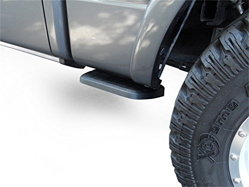 AMP Research 75413-01A BedStep2 Retractable Truck Bed S...