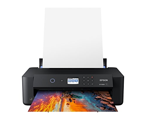 Epson Expression Photo HD XP-15000无线彩色宽幅打印机,启用了Amazon D...