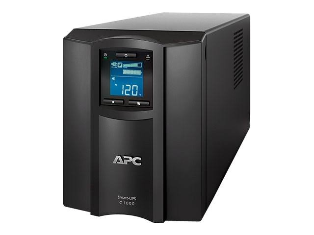 APC Smart-UPS 1500VA UPS Battery Backup with Pure Sine ...