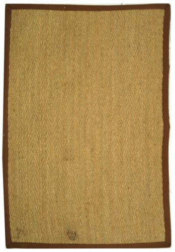 Safavieh Natural Fiber Power Loomed Rectangular Rug (9 ...