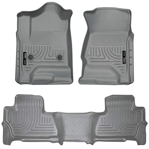 Husky Liners Fits 2015-19 Chevrolet Tahoe, 2015-19 GMC ...