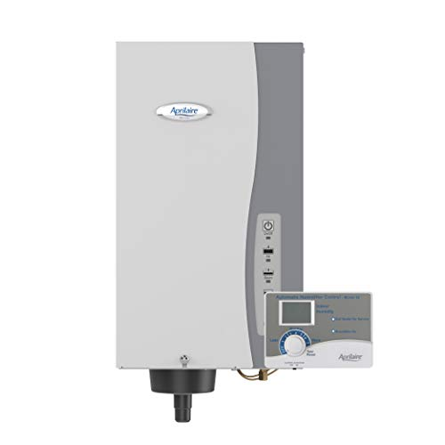 Aprilaire - 800Z 800 Whole Home Steam Humidifier, Autom...