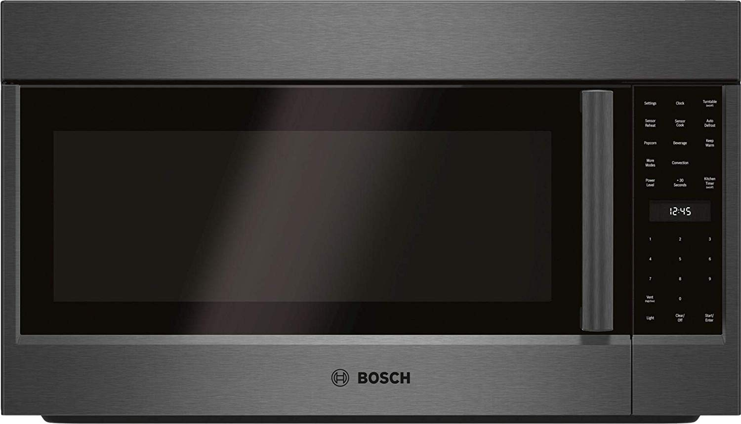 "Bosch 800 Series 30"" Over-the-range Convection Mic..."